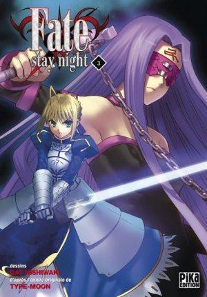 Fate Stay Night T.3
