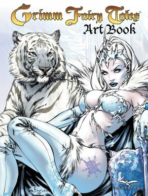 Grimm Fairy Tales - Artbook édition TPB hardcover (cartonnée)