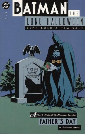 Batman - Un Long Halloween # 9 Issues (1996 - 1997)