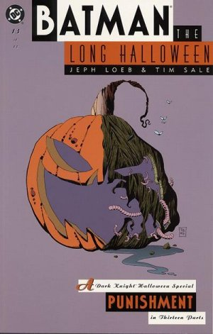 Batman - Un Long Halloween # 13