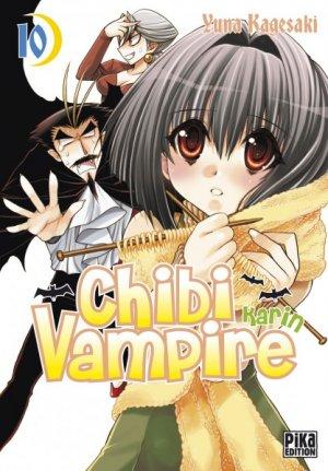 Chibi Vampire - Karin T.10