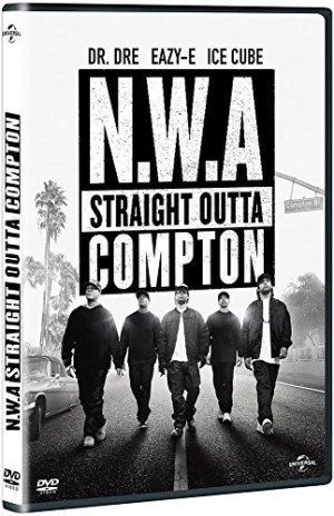 N.W.A - Straight Outta Compton édition Simple
