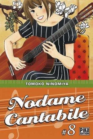 couverture, jaquette Nodame Cantabile 8  (Pika) Manga