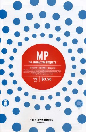 Projets Manhattan # 19 Issues (2012 - 2014)