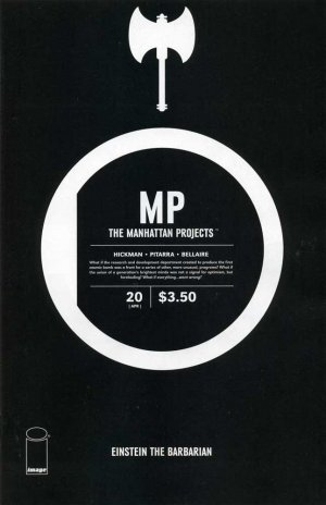 Projets Manhattan # 20 Issues (2012 - 2014)