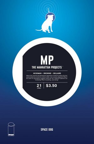 Projets Manhattan # 21 Issues (2012 - 2014)