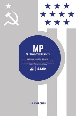 Projets Manhattan # 23 Issues (2012 - 2014)