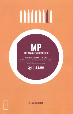 Projets Manhattan # 24 Issues (2012 - 2014)