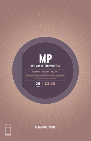 Projets Manhattan # 25 Issues (2012 - 2014)
