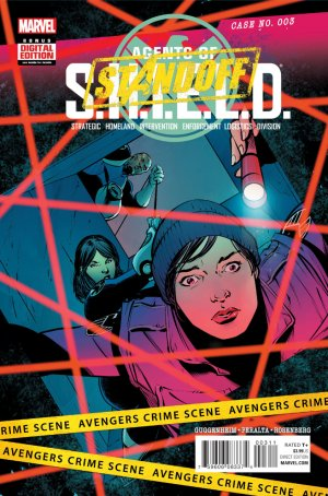 Agents of S.H.I.E.L.D # 3 Issues V1 (2016)