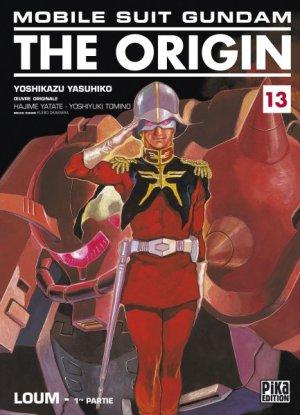 couverture, jaquette Mobile Suit Gundam - The Origin 13  (Pika)