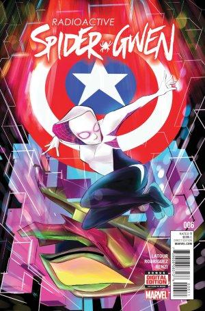 Spider-Gwen # 6 Issues V2 (2015 - 2018)