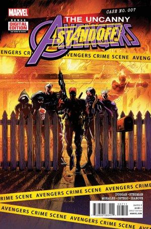 Uncanny Avengers # 7 Issues V3 (2015 - 2017)