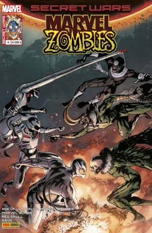Secret Wars - Marvel Zombies 4