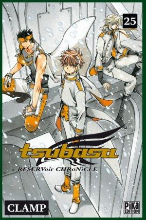 Tsubasa Reservoir Chronicle T.25