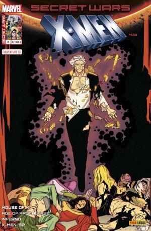 Secret Wars - X-Men 4