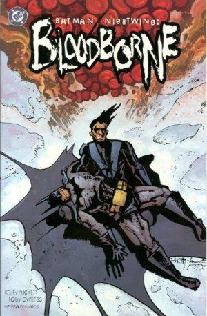 Batman / Nightwing - Bloodborne édition TPB softcover (souple)
