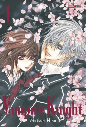 Vampire Knight édition Volumes doubles