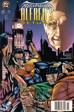 Nightwing - Alfred's Return édition Issues