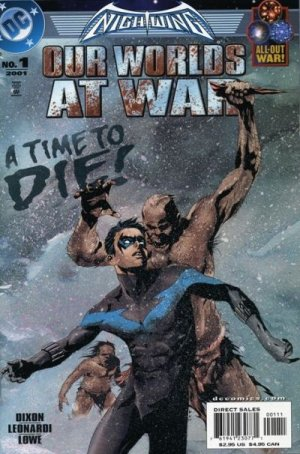 Nightwing - Our Worlds at War édition Issues