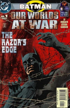 Batman - Our Worlds at War édition Issues
