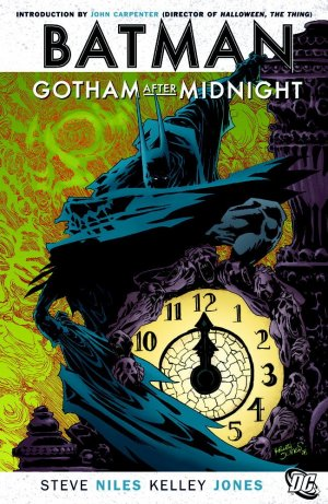 Batman - Minuit à Gotham édition TPB softcover (souple)