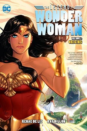 The Legend of Wonder Woman # 1 TPB Hardcover (cartonnée) - Issues V2