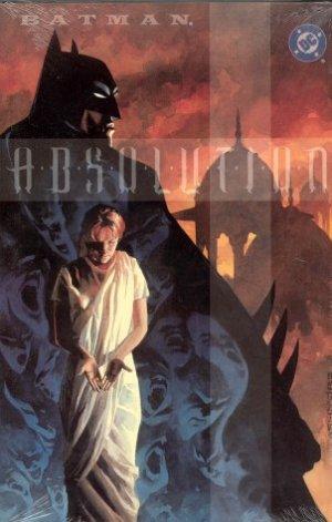 Batman Absolution édition TPB hardcover (cartonnée)