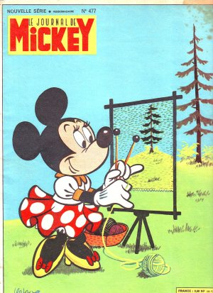 Le journal de Mickey 477