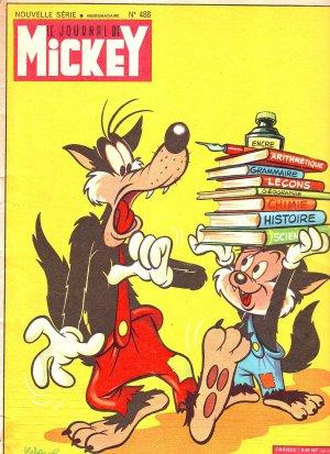 Le journal de Mickey 488