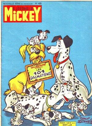 Le journal de Mickey 495