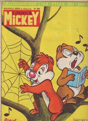 Le journal de Mickey 504
