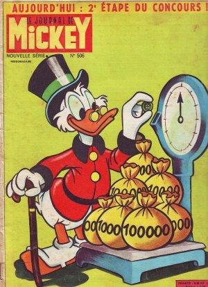 Le journal de Mickey 506