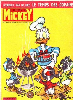 Le journal de Mickey 541