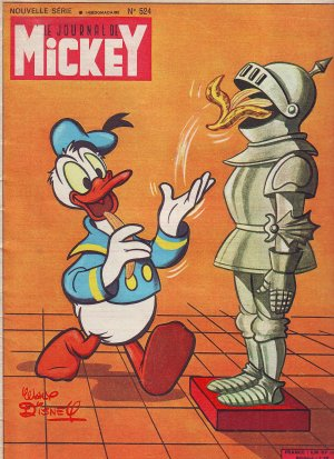 Le journal de Mickey 524