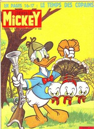 Le journal de Mickey 558