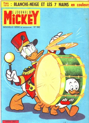 Le journal de Mickey 562