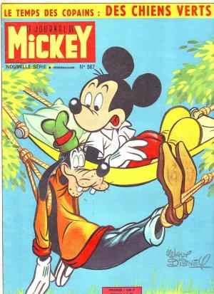 Le journal de Mickey 567