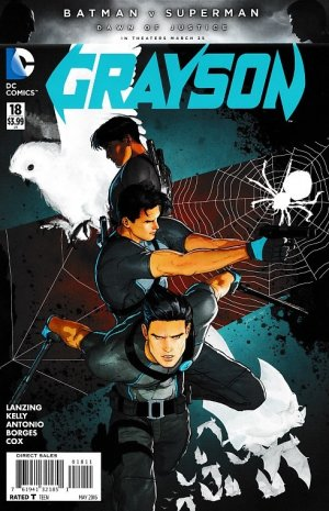 Grayson # 18 Issues V1 (2014 - 2016)