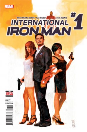 International Iron Man édition Issues (2016)