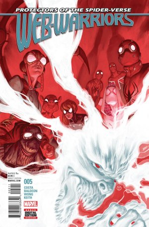 Spider-Man - Web Warriors # 5 Issues V1 (2015 - 2016)