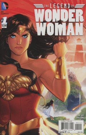 The Legend of Wonder Woman # 1
