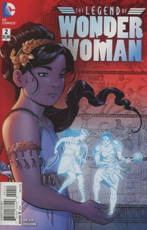 The Legend of Wonder Woman # 2