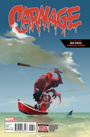 Carnage # 6 Issues V2 (2015 - 2017)