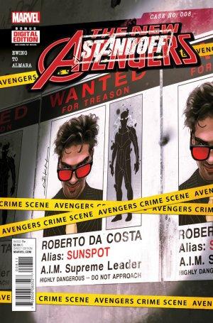 New Avengers # 8 Issues V4 (2015 - 2016)