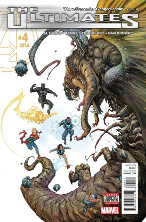 Ultimates # 4 Issues V2 (2015 - 2016)