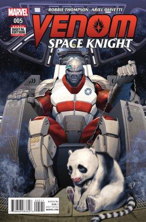 Venom - Agent du cosmos # 5 Issues (2015 - 2016)