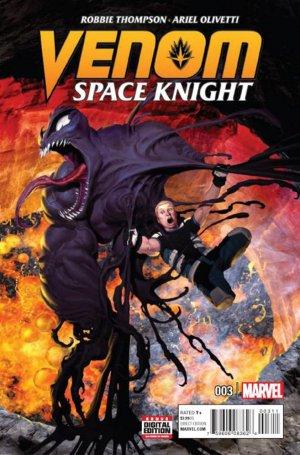 Venom - Agent du cosmos # 3 Issues (2015 - 2016)