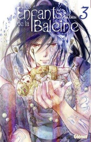 couverture, jaquette Les enfants de la baleine 3  (Glénat Manga)
