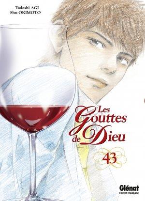 couverture, jaquette Les Gouttes de Dieu 43  (Glénat Manga)